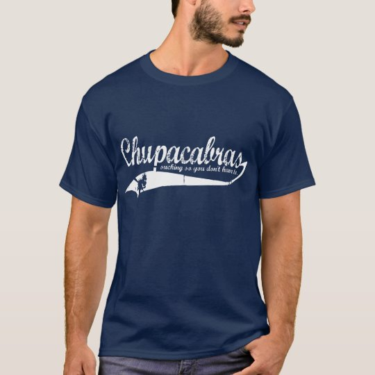 chupcabaras team shirt