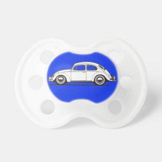 Chupeta Car. Azul Dummy