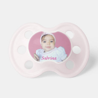 chupeta personalized baby pacifier