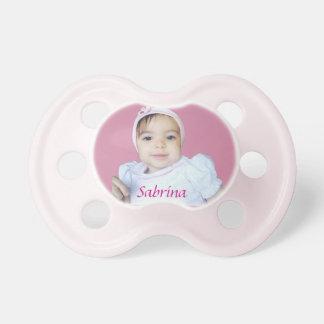 chupeta personalized dummy