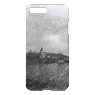 Church and sea iPhone 7 plus case