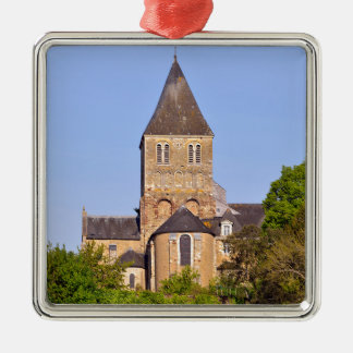 Church at Château-Gontier in France Ornaments