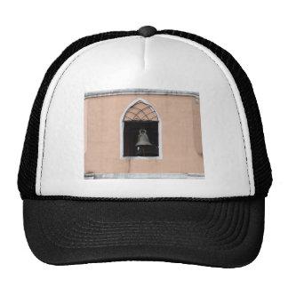 Church bell mesh hats
