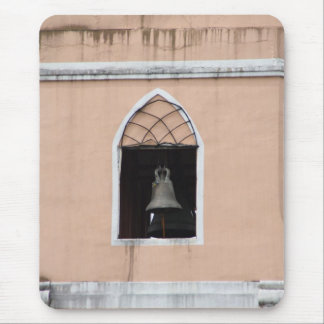 Church bell mouse pad