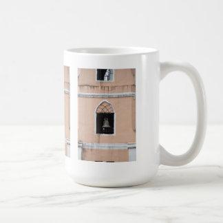 Church bell coffee mugs
