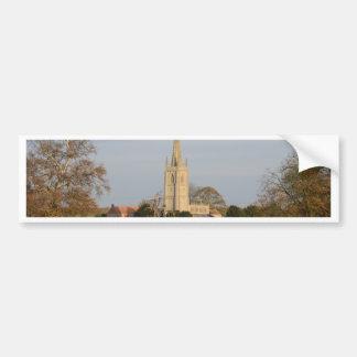Church Bumper Sticker