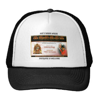 Church Cap