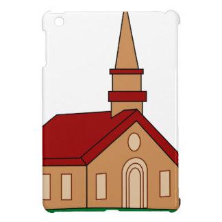 Church Cartoon iPad Mini Cases