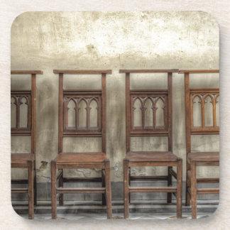 church chairs coaster