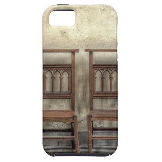 church chairs iPhone 5 case