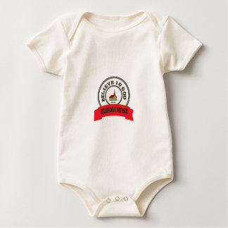 church chapel meeting house baby bodysuit