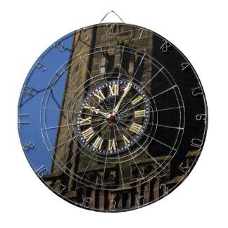 Church Clock Dartboard