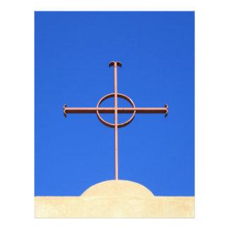 Church Cross Full Color Flyer