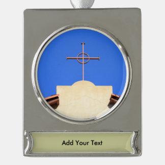 church-cross-img_1140.jpgChurch Cross Silver Plated Banner Ornament