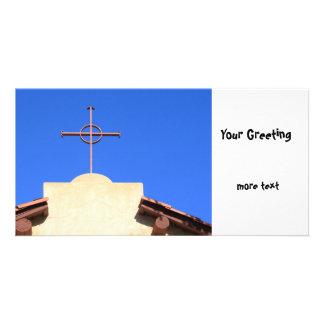Church Cross Photo Cards