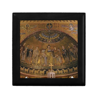 Church dome arch temple gift box