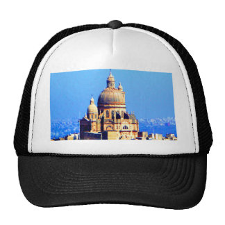 church dome sublime city mesh hat
