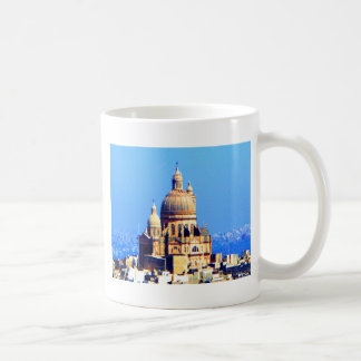 church dome sublime city mugs