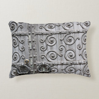 Church Doors Pillow