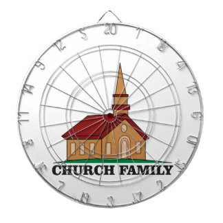 church family dartboards