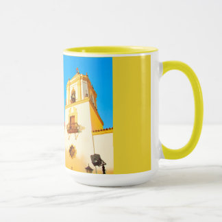 church from Andalusia Mug