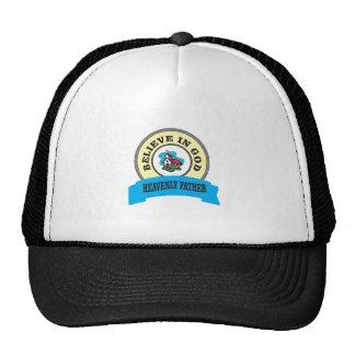 church god belief cap