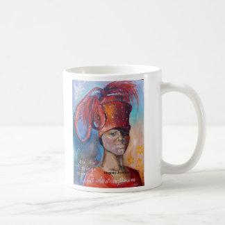 Church Hat Chloe Coffee Mug