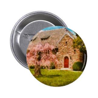 Church - Heaven Created Pinback Buttons