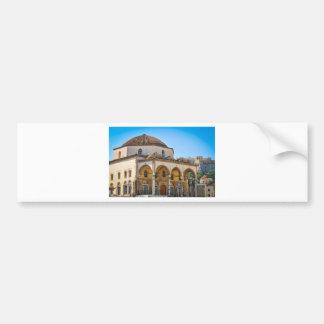 Church in Athens, Greece Bumper Sticker