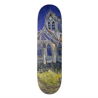 Church in Auvers-sur-Oise by Vincent Van Gogh 21.6 Cm Skateboard Deck