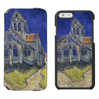 Church in Auvers-sur-Oise by Vincent Van Gogh Incipio Watson™ iPhone 6 Wallet Case