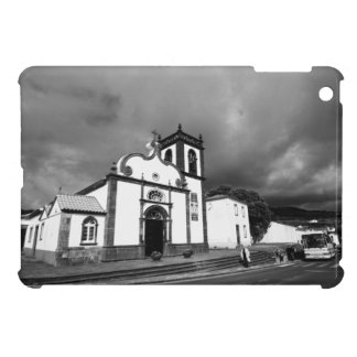 Church in Azores Cover For The iPad Mini