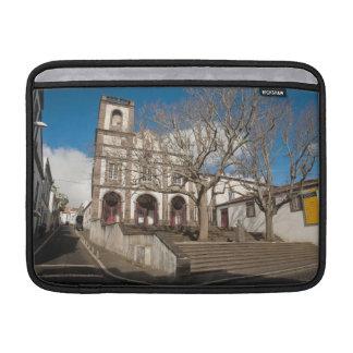 Church in Azores MacBook Sleeve