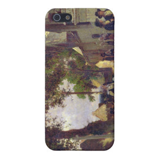Church in Brittany iPhone 5/5S Cases