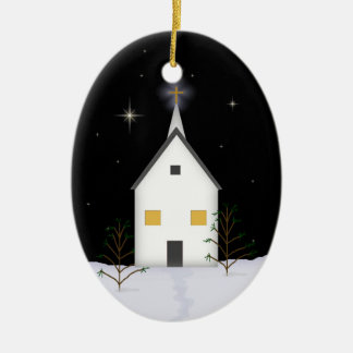 Church In Memory Of Ornament