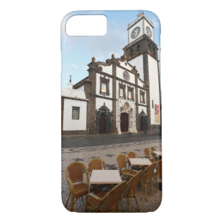 Church in Ponta Delgada iPhone 7 Case