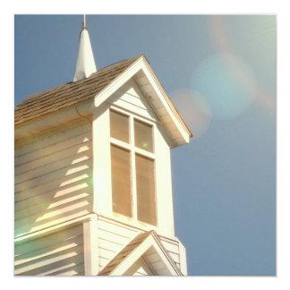 Church Personalized Invitation