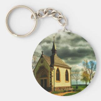 Church Key Ring