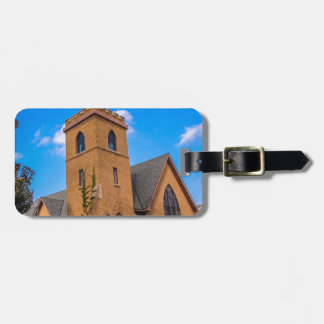 Church Luggage Tag