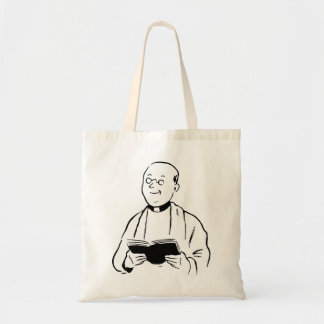 Church Minister Tote Bag