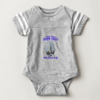 Church of Jesus Christ of Latter Day Saints Temple Baby Bodysuit
