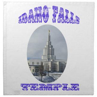 Church of Jesus Christ of Latter Day Saints Temple Cloth Napkin