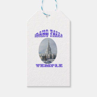 Church of Jesus Christ of Latter Day Saints Temple Gift Tags