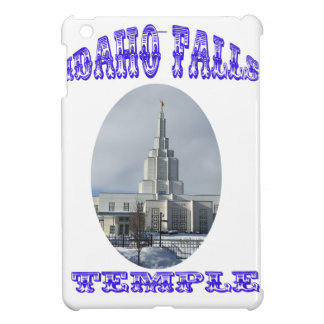 Church of Jesus Christ of Latter Day Saints Temple iPad Mini Cases