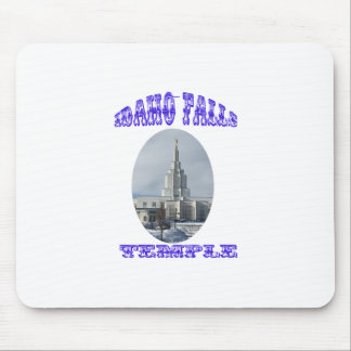 Church of Jesus Christ of Latter Day Saints Temple Mouse Pad