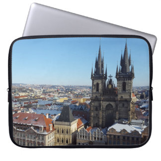 Church of Our Lady before Týn Laptop Sleeve