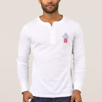Church of Our Redeemer Men's Henley T-Shirt