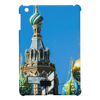 Church of Our Savior on Spilled Blood iPad Mini Covers