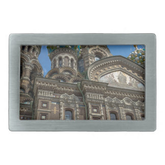 Church of Our Savior on The Spilled Blood Belt Buckle