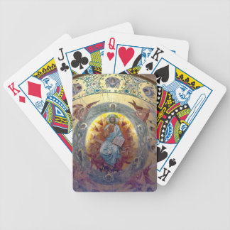 Church of Our Savior on The Spilled Blood Bicycle Playing Cards
